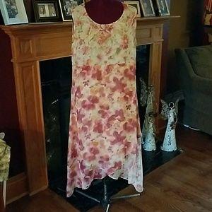 Plus size beautiful dress